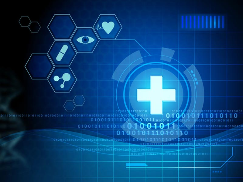 Healthcare and digitization.