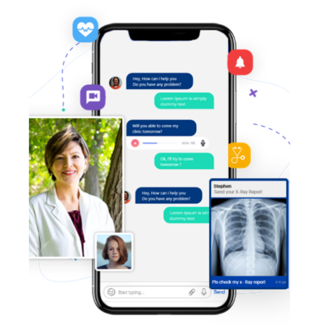 Online Consultations made easy with Second Consult's Health Wallet.