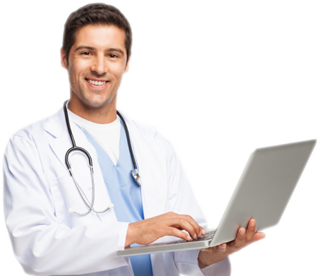 Doctors can review patient's history and reports for better interaction during online consultation.